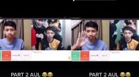 Viral Momen Kocak & Tak Terduga Pria Bertemu Kembaran saat Streaming