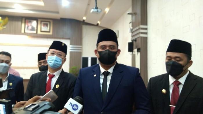 Wali Kota Medan, Bobby Nasution (Datuk Haris-detikcom)