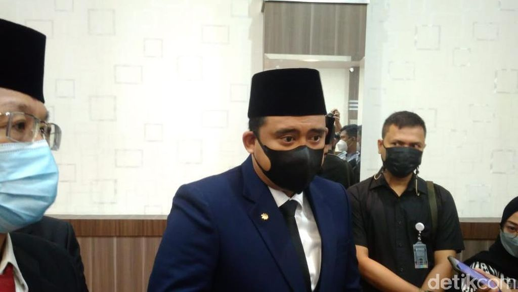 Lantik 12 Direksi BUMD Medan, Bobby: Jangan Korupsi dan Pungli!