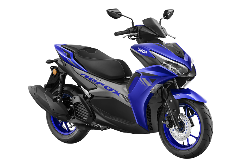 Yamaha Aerox 155 versi India