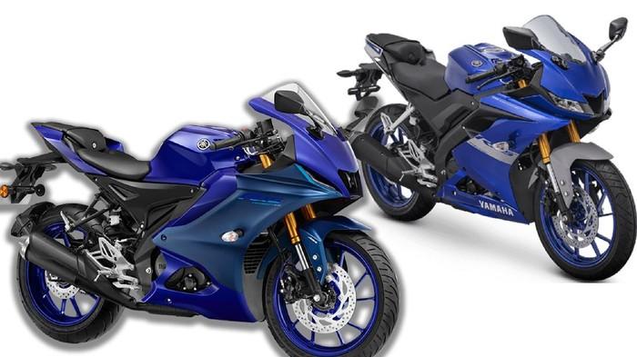Yamaha R15 V4 vs Yamaha R15 V3