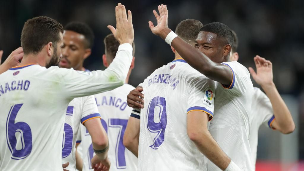 Shakhtar Vs Madrid: Badai Cedera Sudah Mereda di Kubu El Real