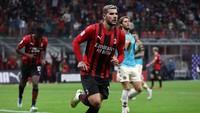Milan Vs Venezia: Brahim Diaz-Theo Hernandez Menangkan Rossoneri
