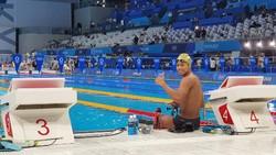 Ikut 11 Nomor PON Papua, Olimpian Renang Ini Bidik Banyak Emas