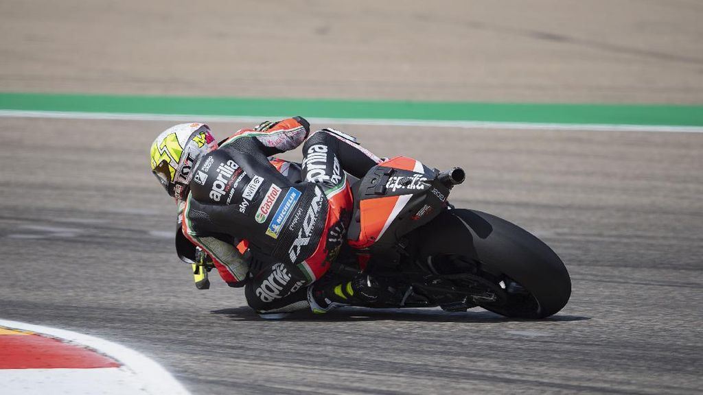 Tes MotoGP Misano: Aleix Espargaro Tercepat