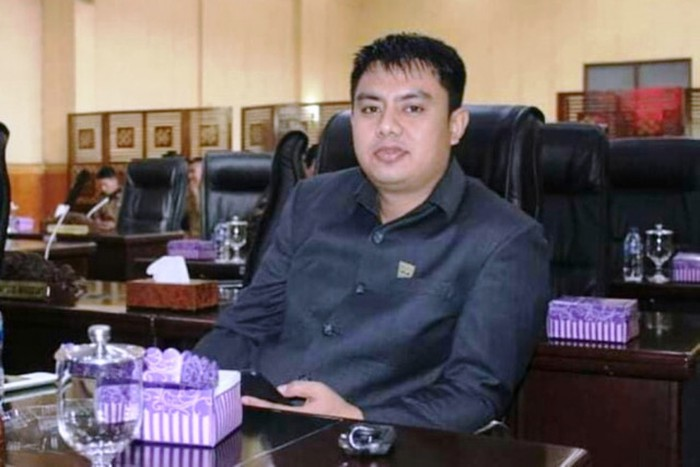 Anggota DPRD Kabupaten Solok Selatan F-PAN, Ade Vernanda, mundur dari jabatan anggota dewan karena ingin fokus mengurus ortu yang sakit (dok Istimewa)