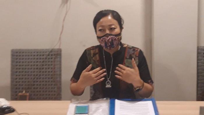 Anggota DPRD Kota Tangerang Epa Emilia klarifikasi soal tuduhan penganiayaan