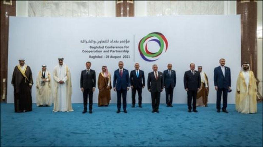 Baghdad Regional Summit dan Peran Baru Irak di Timur Tengah
