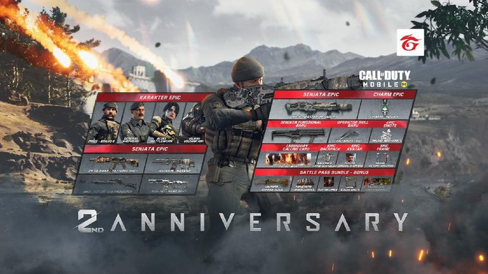 Rasakan Sensasi Baru di Update Call of Duty: Mobile, Ada Apa Aja Ya?