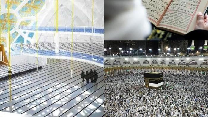 Dana haji, dana pengadaan Al-Quran hingga dana pembangunan Masjid Siriwajaya ikut dikorupsi (dikolase oleh detikcom)