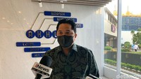 Erick Thohir Buka-bukaan Pangkas Direksi PTPN Sempat Bikin Ribut