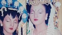 Viral Pengantin Dilarang Lihat Cermin karena Pamali, Kaget Lihat Dandanannya