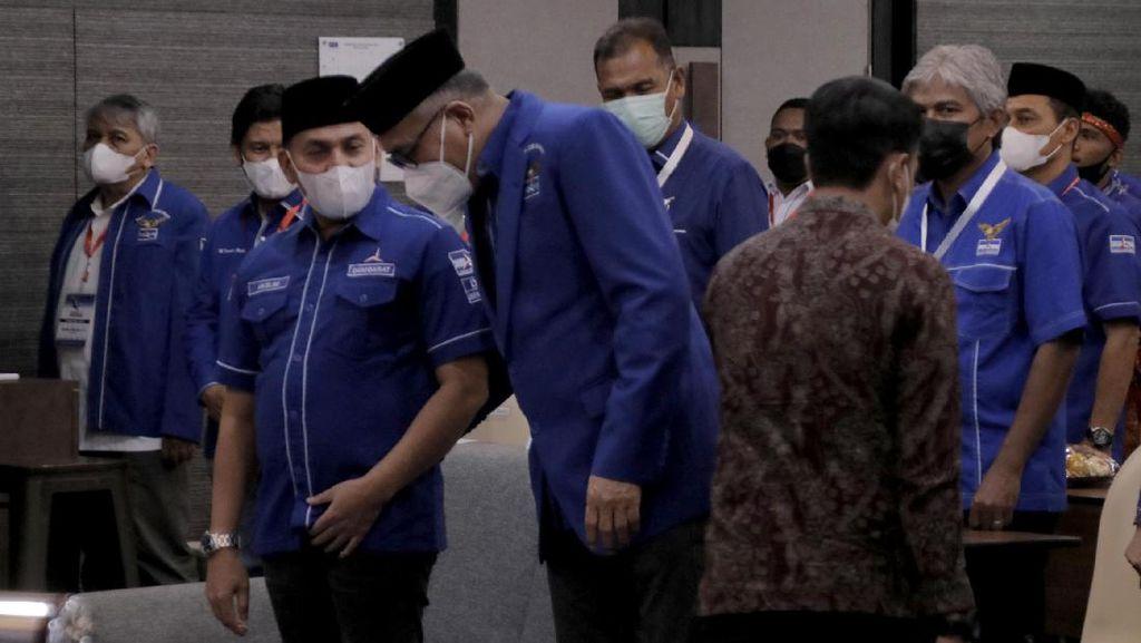 Muslim Optimis Pimpin Demokrat Aceh Hasil Musda