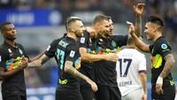 Inter Milan Usai 5 Pekan di Liga Italia: 18 Gol dari 11 Pemain