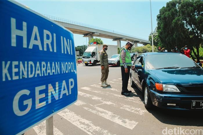 Jalur Ganjil Genap Jakarta September 2021: Lokasi dan Waktu