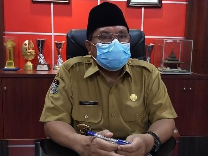 Kabid Pencegahan dan Pengendalian Penyakit Dinas Kesehatan (Dinkes) Kota Blitar, Didik Jumianto