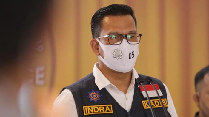 Kadis ESDM Riau, Indra Agus (Raja-detikcom)