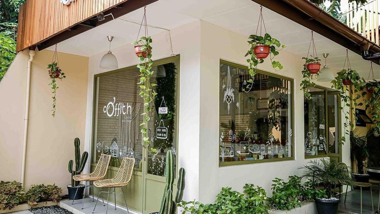 Mau Ngopi di Depok ? Ini 5 Kafe Berkonsep Garden dan Rooftop yang Keren