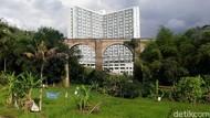 Kokohnya Jembatan Cincin Peninggalan Belanda di Sumedang