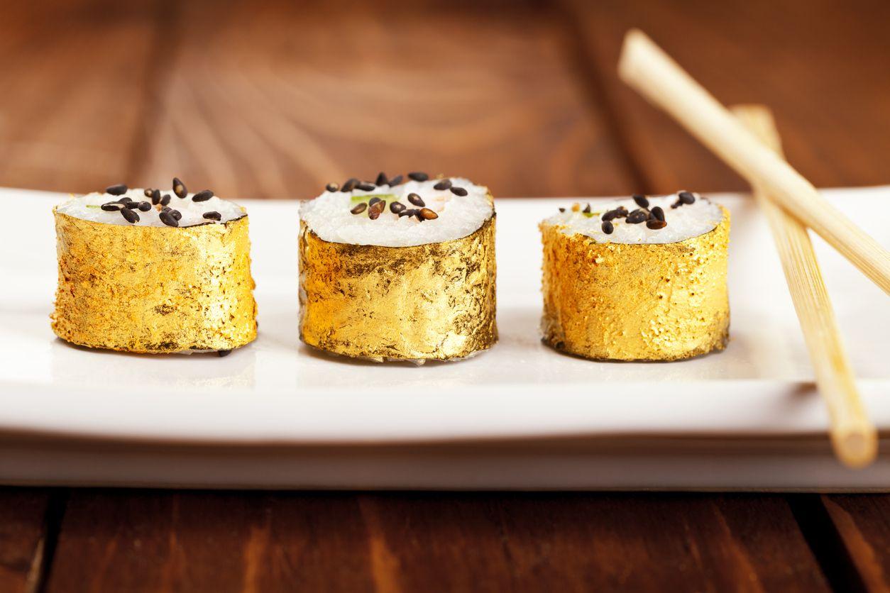 Makanan mewah yang harganya fantastis, biasa dimakan Sultan!