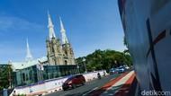 Menanti Terowongan Silaturahmi Istiqlal-Katedral Diresmikan