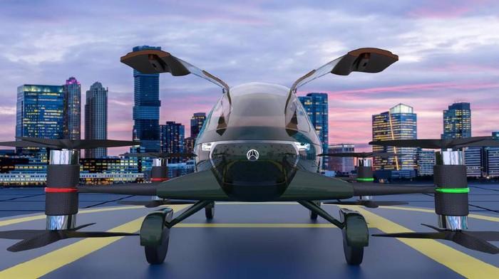 Mobil terbang buatan perusahaan India, Vinata Aeromobility