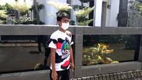 Bikin Pagar Rumah Berbentuk Kolam Ikan Koi, Pemiliknya Ikhlas Jika Kemalingan