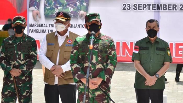 Panglima TNI di Riau (Raja-detikcom)