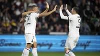 Metz Vs PSG: Brace Hakimi Menangkan Les Parisiens
