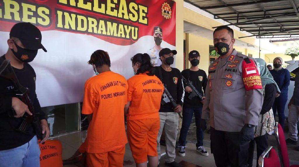 Ibu Durjana Indramayu, Racuni Otak Teman Nongkrong untuk Bunuh Anak Tiri
