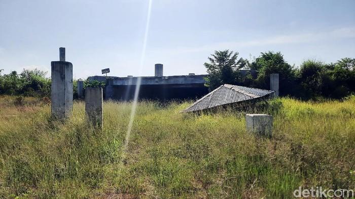 Eks Gubernur Sumsel Alex Noerdin ditetapkan sebagai tersangka dugaan korupsi pembangunan Masjid Sriwijaya. Berikut lokasi masjid tersebut bakal didirikan.