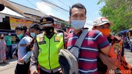 2 Orang Diamankan Saat Jokowi Akan Melintas di Cilacap, Polisi Buka Suara