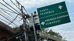 Kabel Semrawut di Jalan Wolter Monginsidi Dirapikan