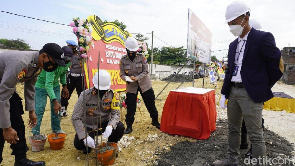 Ini Perumahan Astuti di Bojonegoro yang Dibangun untuk Fasilitasi Polisi