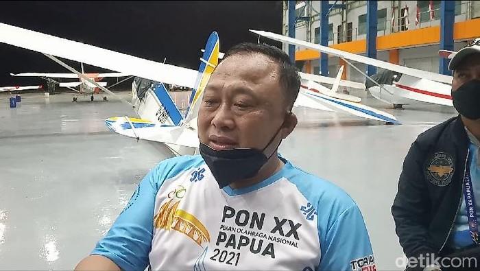 Technical Delegate terbang layang PON Papua, Kolonel Adm Prasetyo