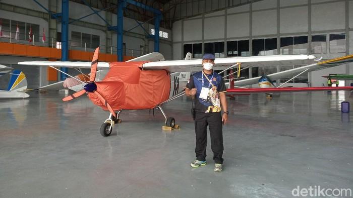 Technical Delegate Terbang Layang Kolonel Adm Prasetyo