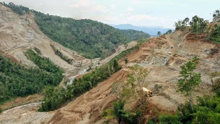Mengintip Megaproyek Bendungan Bener, Bendungan tertinggi di Indonesia