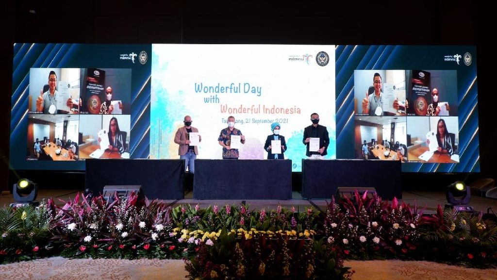 Sasa Inti-Kemenparekraf Kolaborasi Majukan Pariwisata Kuliner Tanah Air