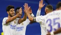 Real Madrid Vs Mallorca: Trigol Asensio Bawa El Real Menang 6-1
