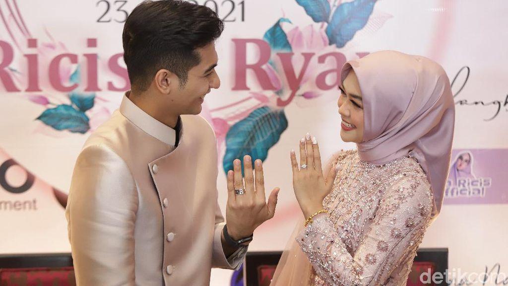 Ria Ricis dan Teuku Ryan Berencana Menikah Tahun Ini