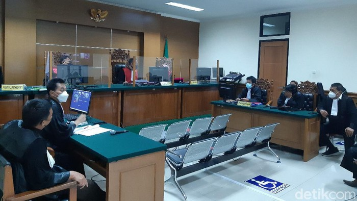 Sidang Korupsi Hibah Ponpes Banten