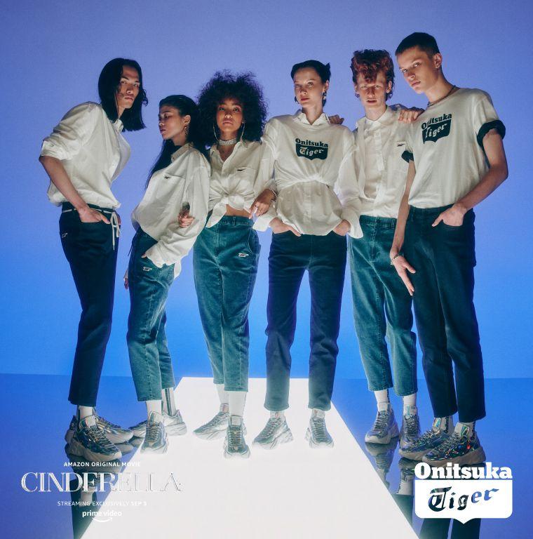 Sneakers Onitsuka Tiger x Cinderella