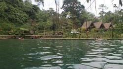 Telaga Batu Bogor, Wisata Alam Menyegarkan Dekat Kampus IPB