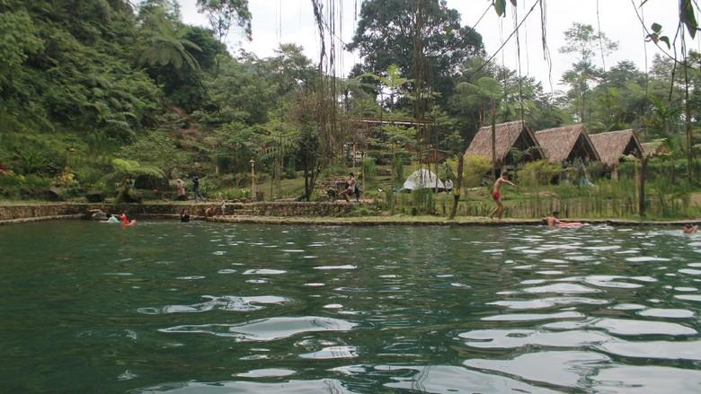 Telaga Batu Taman Nasional Gunung Halimun Salak Bogor