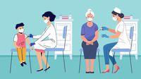 Vaksinasi Lansia dan Remaja Terus Dikebut, Ini Datanya