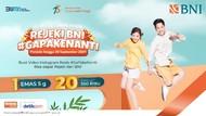 Buat Kreasi IG Reels & Menangkan Hadiah di BNI Reels Challenge #GaPakeNanti