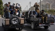 Serangan Bom Guncang Afghanistan Tewaskan Komandan Taliban