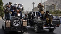 Geger Taliban Ingin Hidupkan Lagi Hukuman Potong Tangan