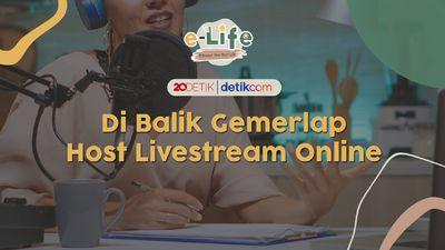 Di Balik Gemerlap Host Livestreaming Online