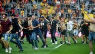 Sambutan buat Messi di Liga Petani: Ricuh, Salam NAZI, Masturbasi
